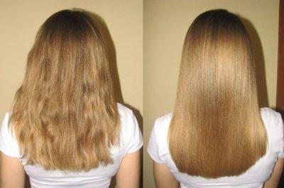 Восстановление волос в домашних условиях. Кератиновое восстановление волос в домашних условиях