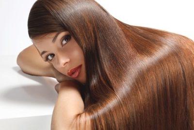 Шампунь для волос с кератиновым выпрямлением